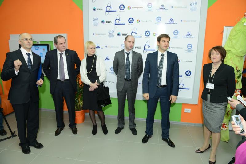 Фото к Сегодня состоялось торжественное открытие информационного центра в Екатеринбурге