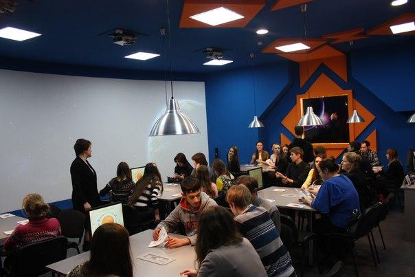 Фото к Об атомной энергии и вопросах энергосбережения на заседании Областной Школы юного эколога