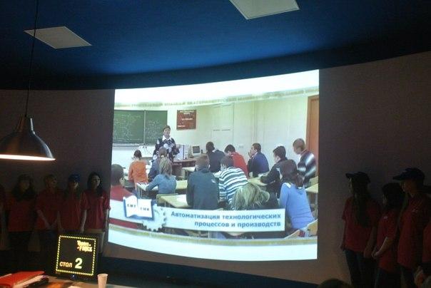 Фото к С 19 марта в Информационном центре по атомной энергии начались занятия Школы лидерских технологий.