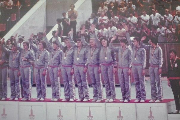 Фото к От Московской олимпиады-80 до олимпиады в Сочи
