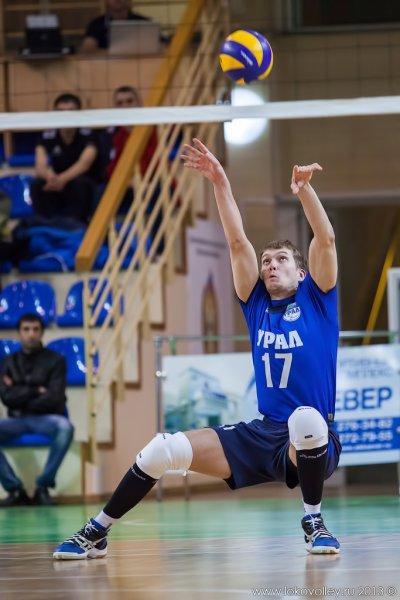 Фото к Где и как тренируются волейболисты