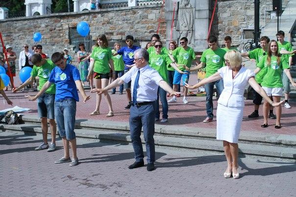 Фото к Евразийская смена старшеклассников: «МЫ — ЗА!»