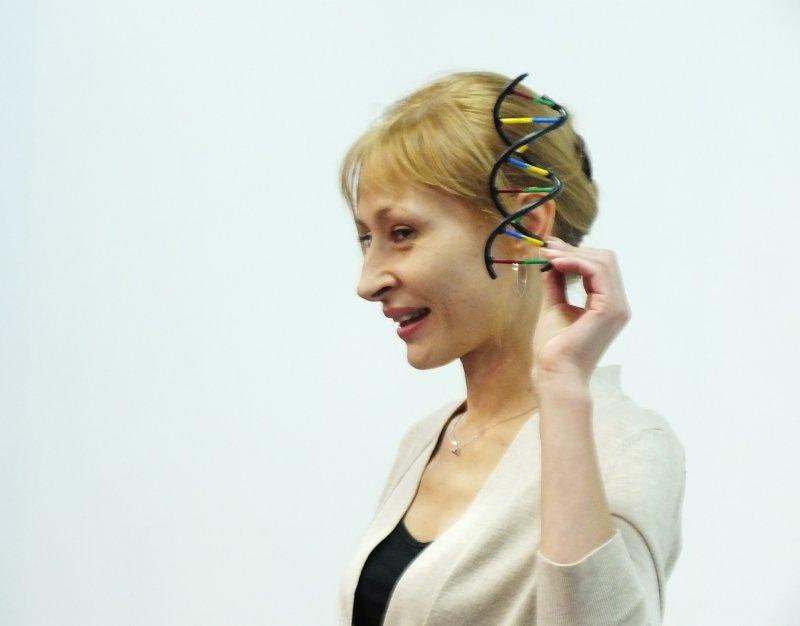 Фото к 13 сентября в Информационном центре по атомной энергии г. Екатеринбурга прошел первый в этом учебном году День микромира.