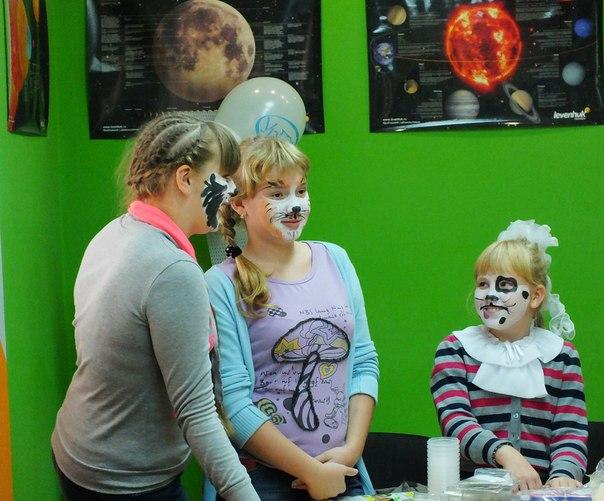 Фото к 25 сентября Информационный центр по атомной энергии собрал творческих школьников на необычное открытие Регионального этапа Всероссийского конкурса творческих работ «Мой атом»