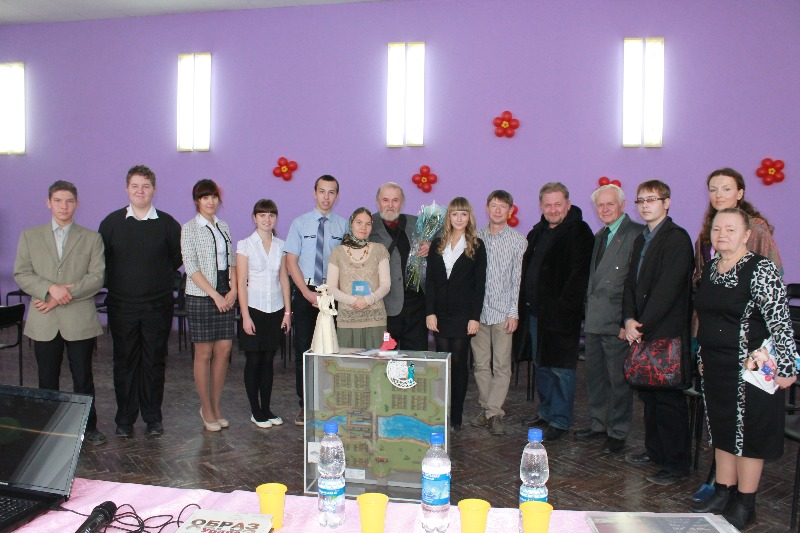 Фото к Круглый стол «Екатеринбург читающий»