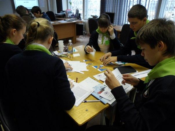 Фото к Будущее Новоуральска и инновационное развитие комбината школьники неразрывно связывают с атомом
