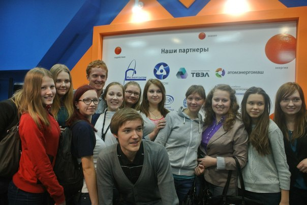 Фото к Участники XI Открытых Курчатовских чтений школьников стали гостями Информационного центра