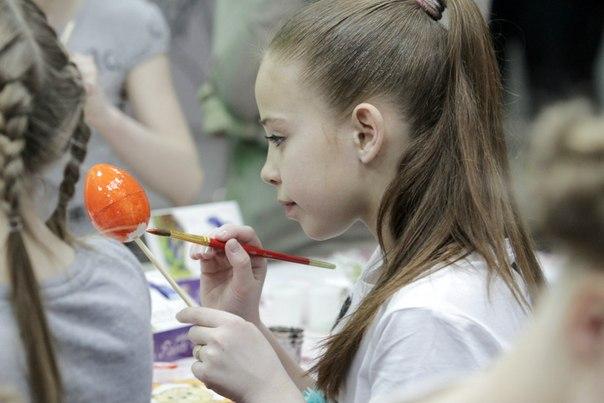 Фото к «Оранжевое настроение»  в Информационном центре по атомной энергии Екатеринбурга