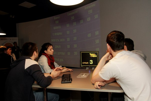 Фото к Феерия интеллекта и находчивости в информационном центре по атомной энергии