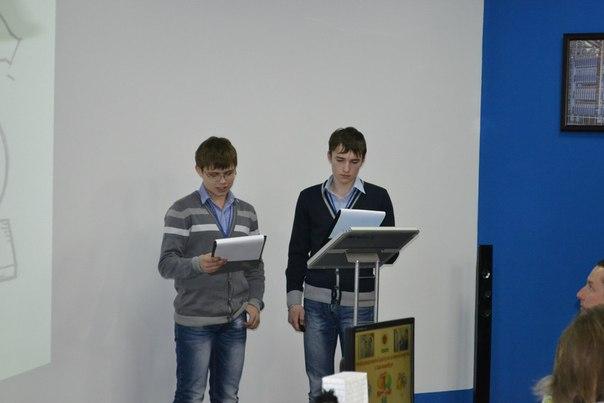 Фото к Свой «Дебют в науке» совершили школьники Республики Удмуртия, Калининградской и  Свердловской областей