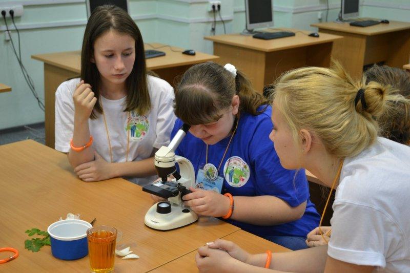 Фото к День защиты детей в Информационном центре по атомной энергии