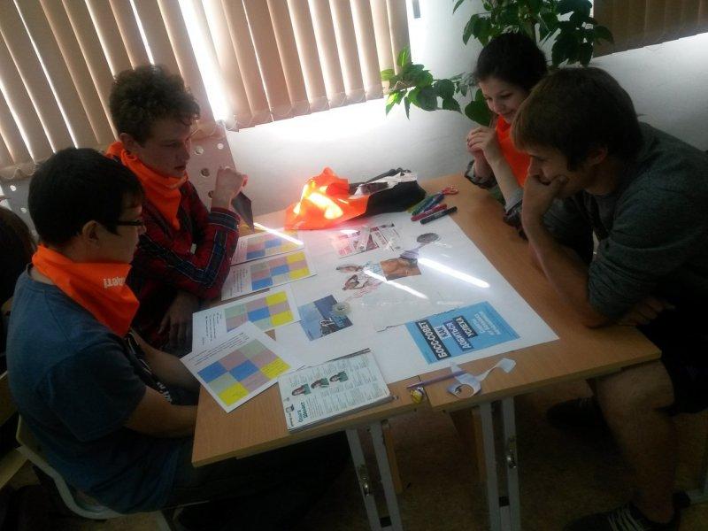 Фото к Стартовали занятия Молодежной инженерной школы