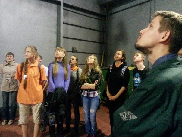 Фото к Экскурсии участников Молодежной инженерной школы на Белоярскую АЭС и ОАО «СвердНИИхиммаш»