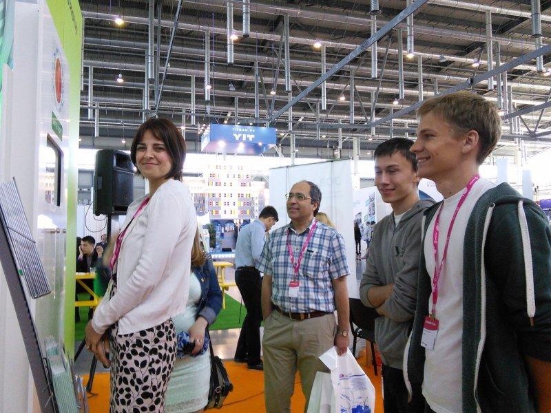 Фото к Турецкие партнеры познакомились с деятельностью сети российских информационных центров по атомной энергии в Екатеринбурге