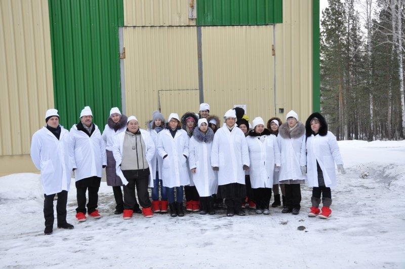 Фото к Экскурсии проекта «День учителя» на пункт хранения радиоактивных отходов