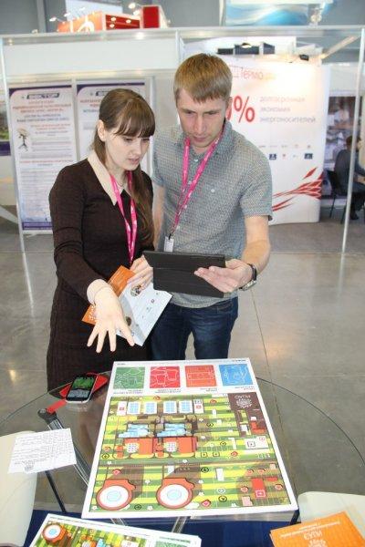 Фото к ИЦАЭ Екатеринбурга стал участником «ИННОПРОМ-2015»: лекции об истории атомной отрасли, мастер-классы и интеллектуальные игры