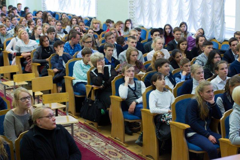 Фото к Наука с wow-эффектом от известного российского учёного