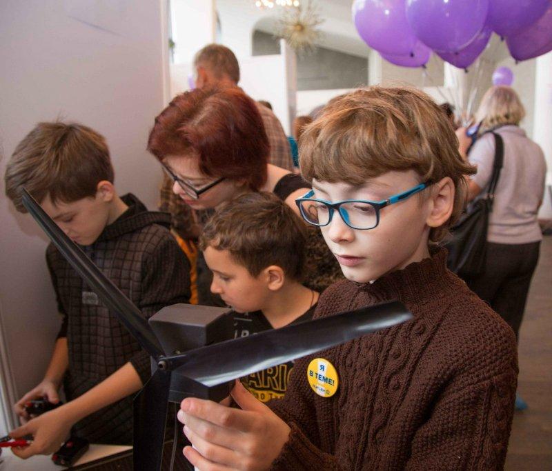 Фото к «УвлекариУм»: добавим энергии новому учебному году