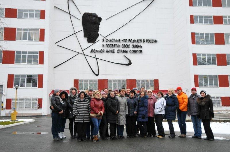 Фото к «День учителя на объектах атомной отрасли»: всё под контролем надёжных людей