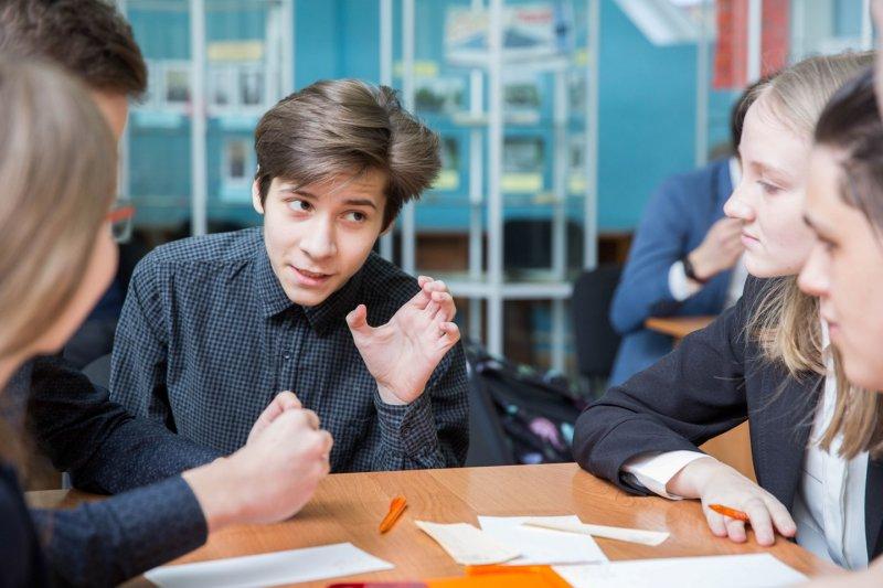 Фото к Результаты регионального этапа III Всероссийского чемпионата по интеллектуальным играм среди школьников «Формула интеллекта»