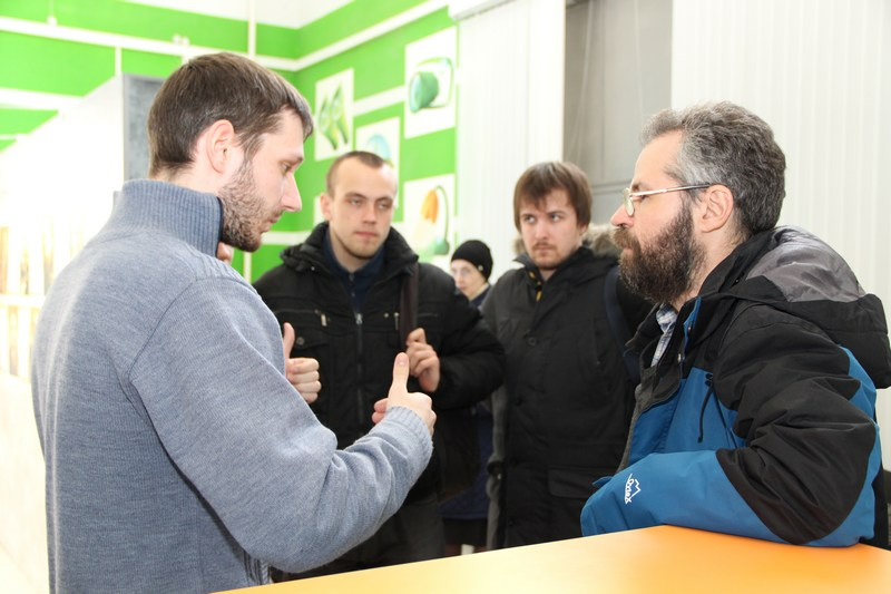 Фото к Завершена V Всероссийская Неделя высоких технологий и технопредпринимательства