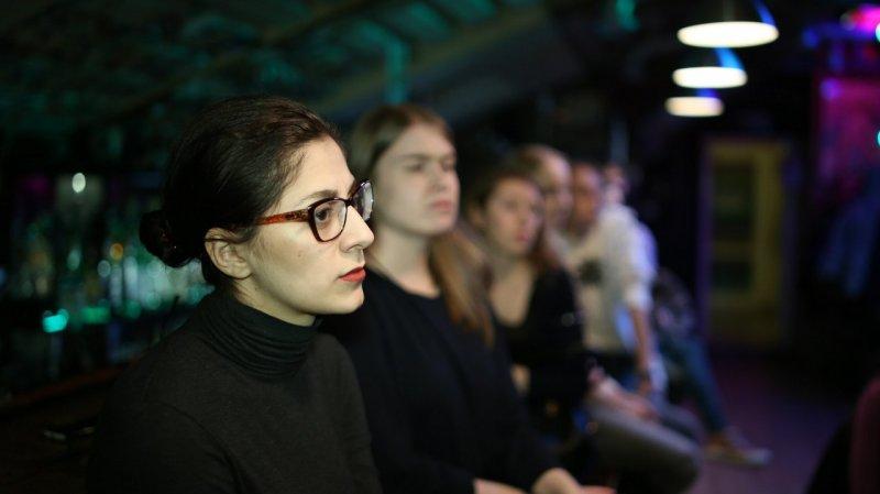 Фото к Ностальгия по СССР: седьмое научно-популярное ток-шоу «Разберем на атомы» в Екатеринбурге