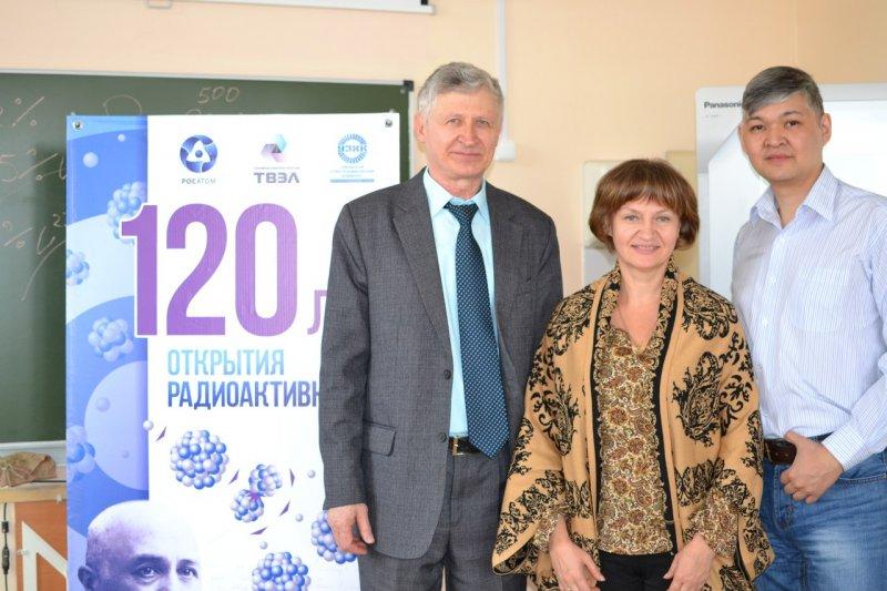 Фото к Не случайное совпадение:  визит делегации Казахстана и Неделя высоких технологий