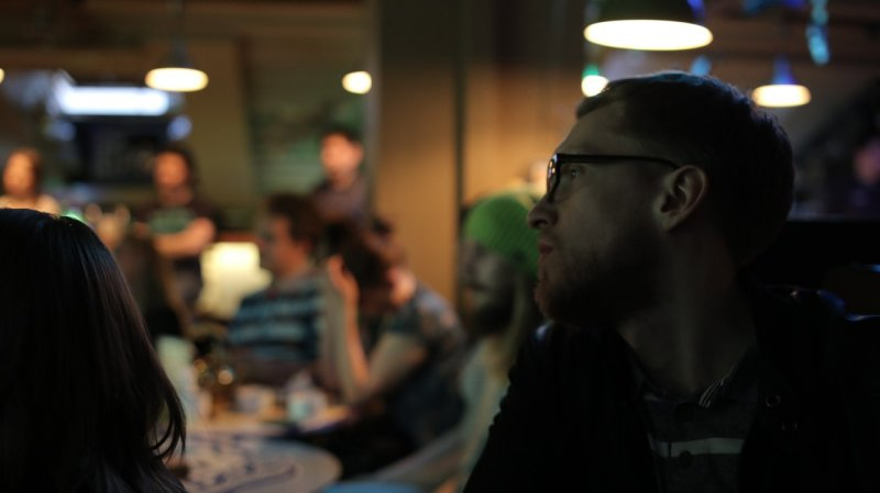 Фото к О денежной массе, радиоактивных отходах и нанокругляшах:  девятое ток-шоу «Разберем на атомы» в Екатеринбурге