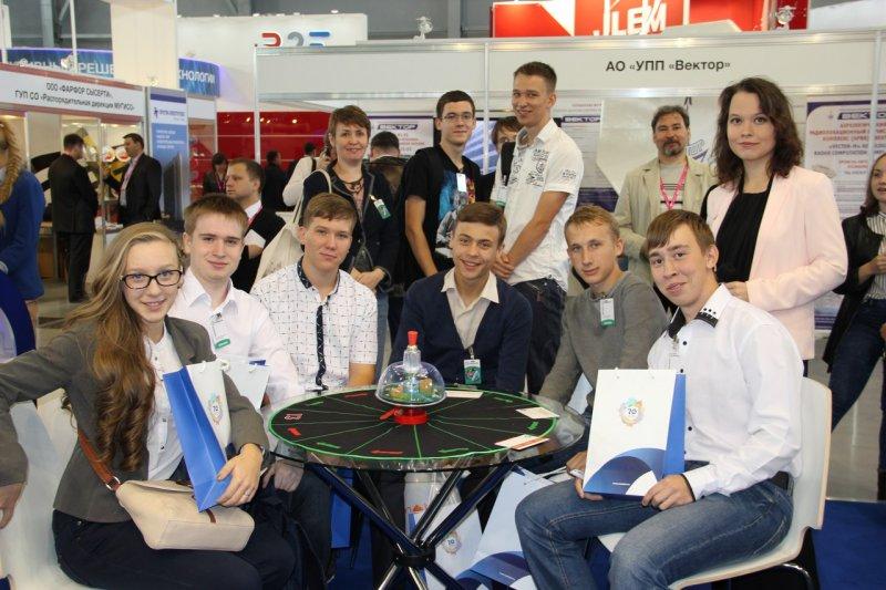 Фото к ИЦАЭ на первом отраслевом чемпионате  AtomSkills