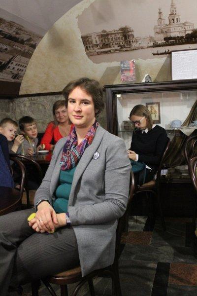 Фото к «Энергия науки» в Екатеринбурге: о научной журналистике рассказал  главный редактор «Кота Шрёдингера»
