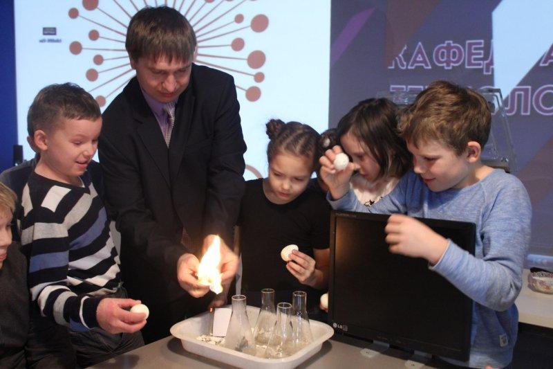 Фото к Кексы по науке, или современные биотехнологии